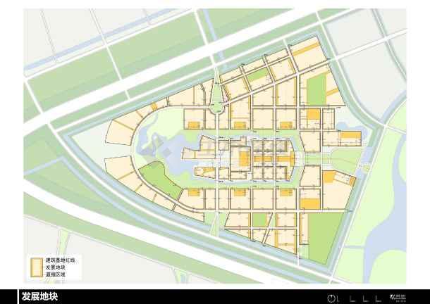 天津大学新校区规划建筑方案设计文本