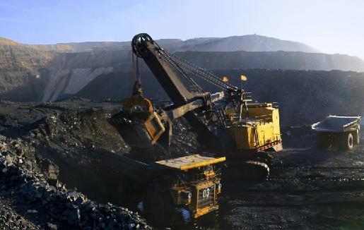 产煤量加大两月视频下行压力连降_CO煤炭在头发素描土木图片