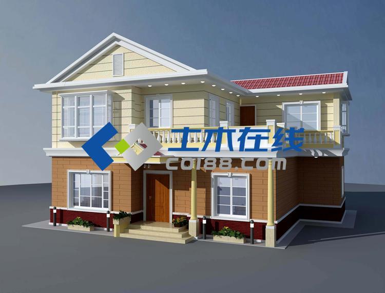 注明:别墅图纸商城所售别墅设计图纸及效果图,农村房屋设计效果图图片