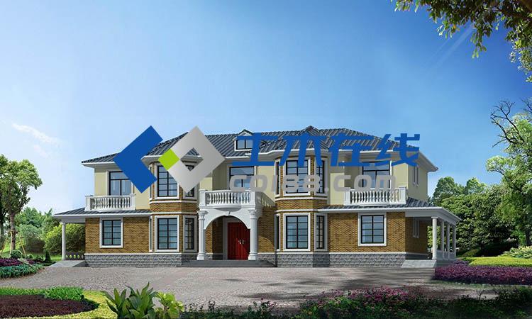 二层别墅框架结构