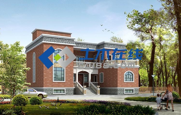 建筑图纸  别墅图纸