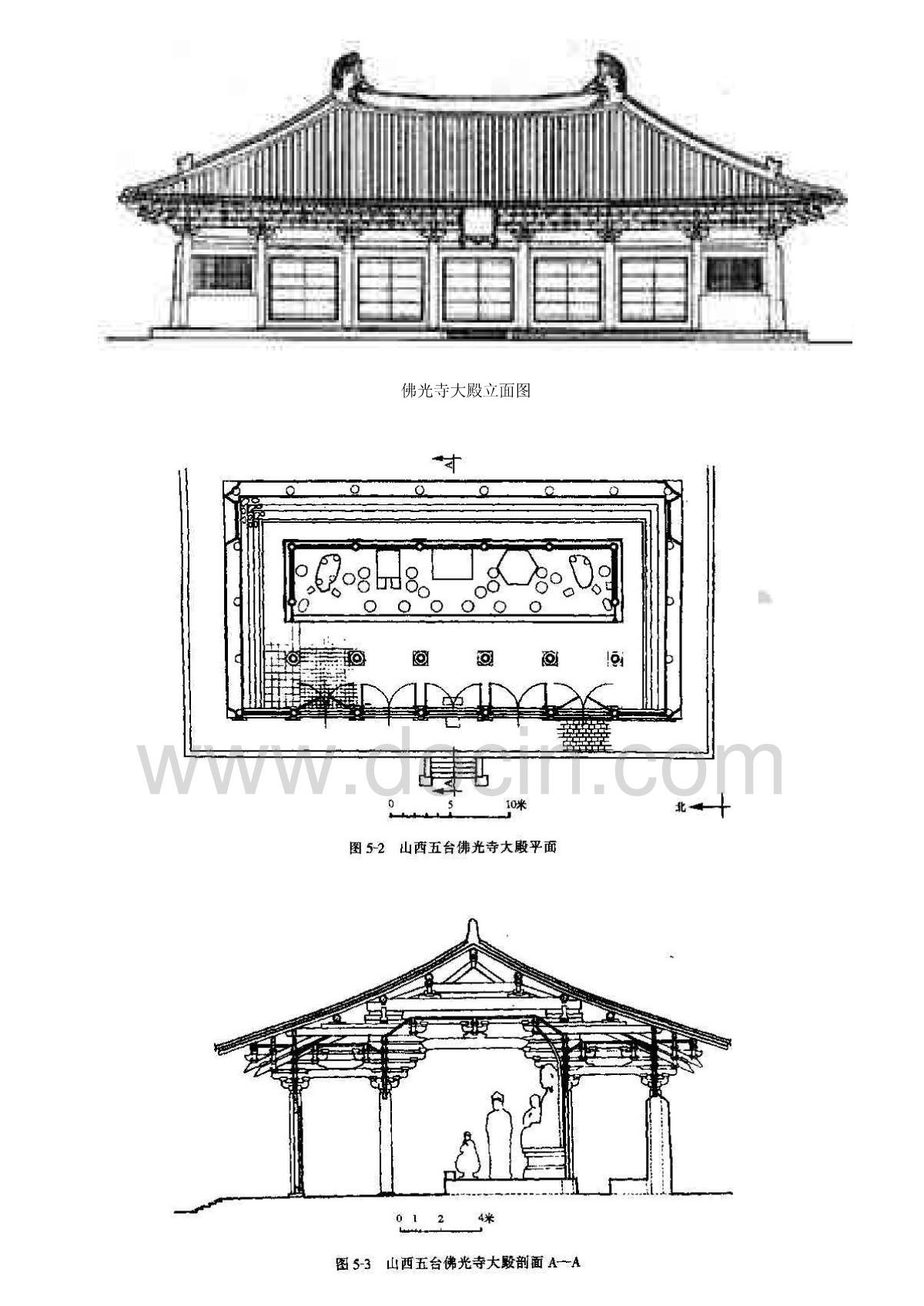 中国建筑史 论述题