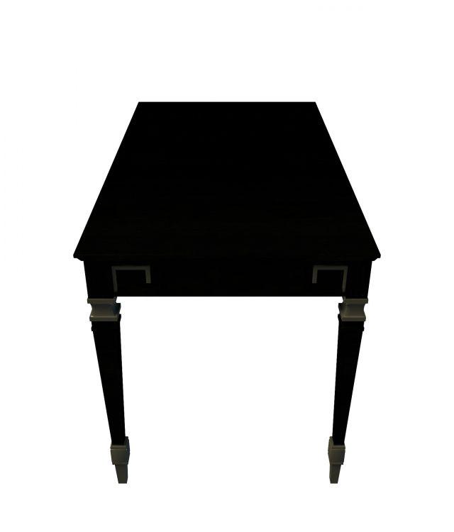 欧式精美桌子3d模型下载