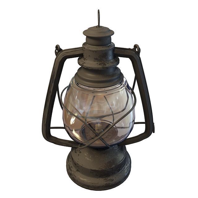 手提燃油灯-图2