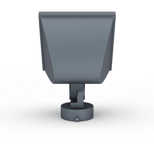 方形大方实用款led射灯3D模型-图2
