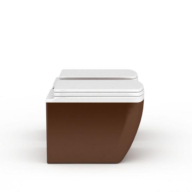 现代马桶3d模型下载