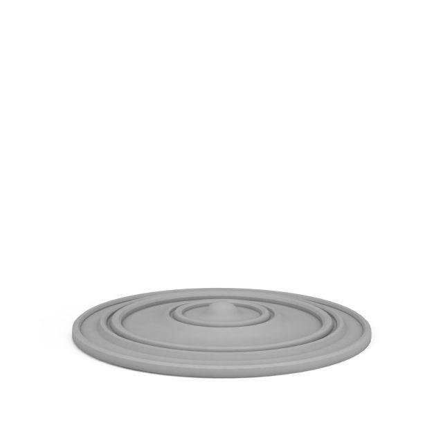 圆形欧式构件3d模型下载