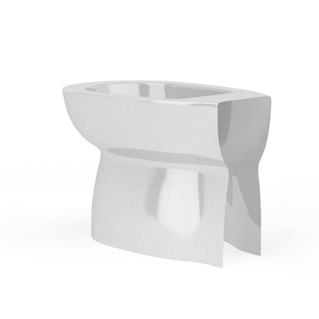 普通马桶3d模型下载