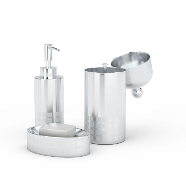 卫浴用品3D模型下载-图3