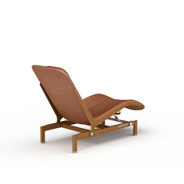 创意老人椅3d模型下载