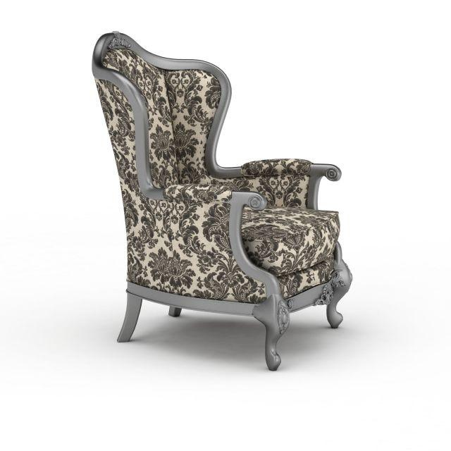 模型 3dmax模型(3dmax模型下载)  家具模型(家具3dmax模型)  欧式沙发