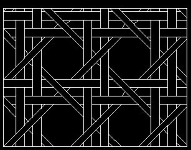 cad自定义填充图案_下载-土木在线