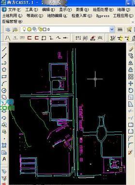 cass绘制河道断面图怎样读懂布筋设计图图片