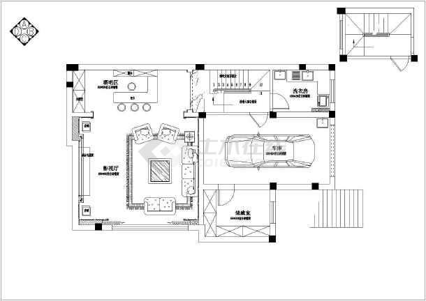 【安徽】风格别墅高端古典欧式别墅三层庄园室顶级间距图片