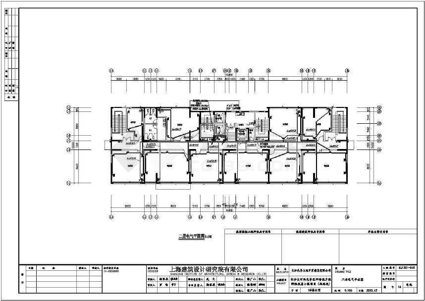 长沙岳麓区坪塘镇北片住房项目设计图纸图片