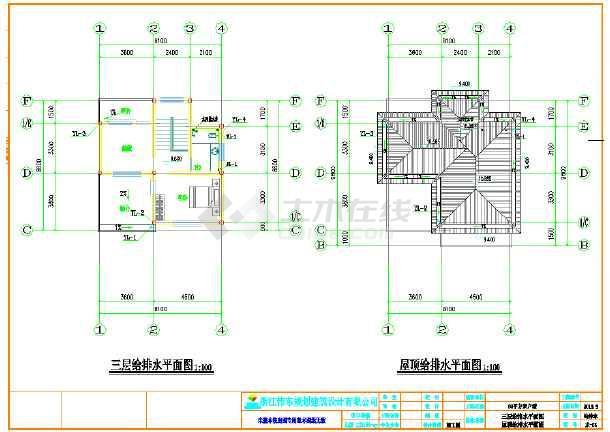 4米宽12长建房设计图图纸是否有法律蓝章效应图片