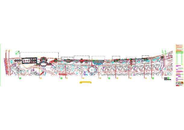 【东湖】雅戈尔狼牙景观图纸全套施工图下载花园棒宁波好看的图片