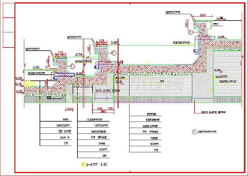 【江苏】某景区全套景观设计施工图