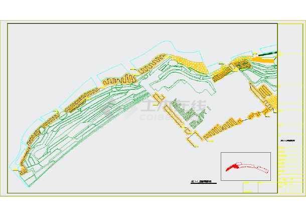【上海】滨江公园景观规划设计施工图(知名设计公司)图片