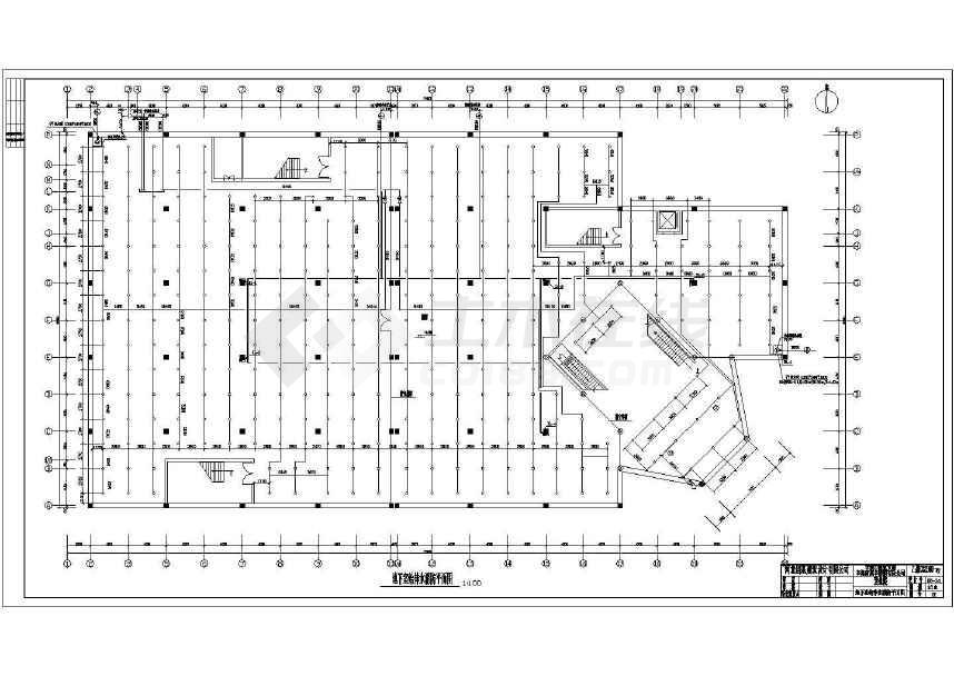 某市大型商场给排水及消防维修图纸ledecjd26032设计图纸图片