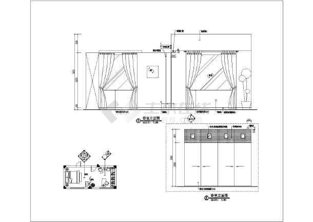 欧式风格高档社区三层别墅装修图(含实景图)