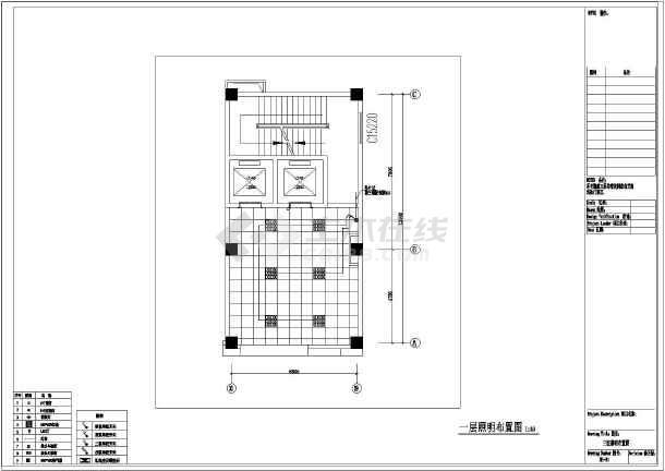 卫生间地面结构图