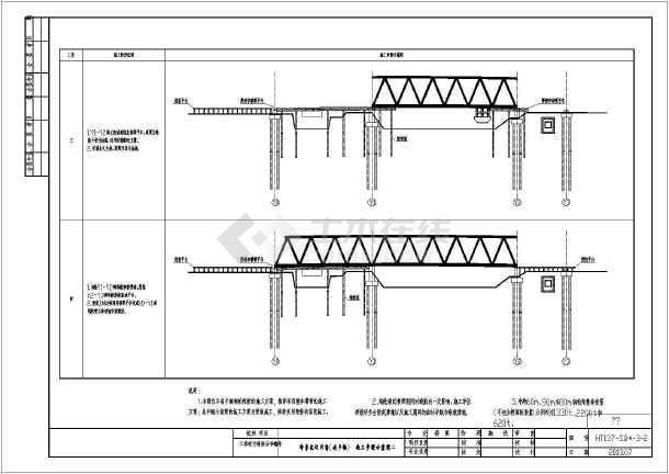 下部结构桥台结构采用重力式台身,左幅预应力结构承台,右幅为普通钢筋