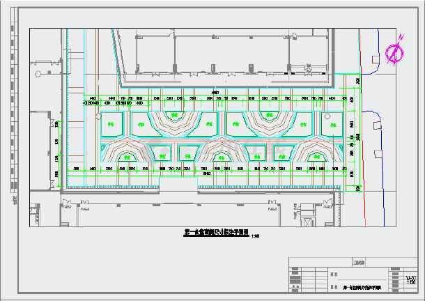图纸包括图纸目录,总平面图,园建施工图设计说明,教学楼及中心图片