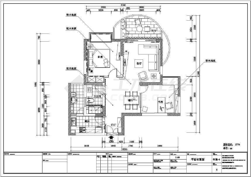 阳台,卫生间立面图,节点图.