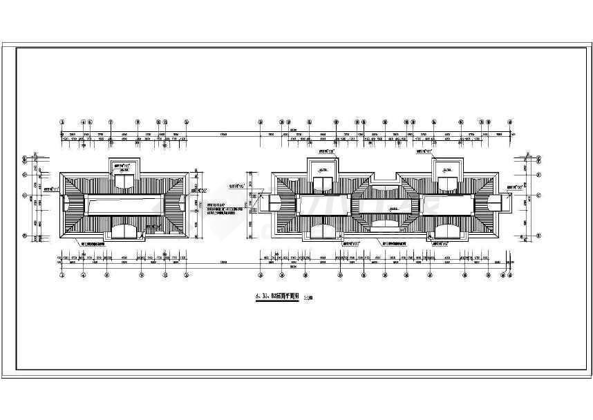 电气图纸  居住建筑(住宅建筑电气图纸下载)  住宅楼建筑电气设计施工