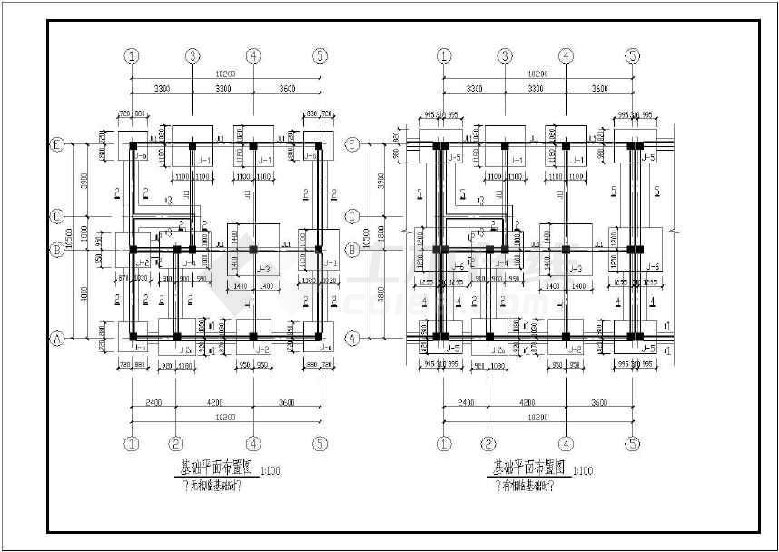 【四川】多套城镇,农村自建房结构施工图