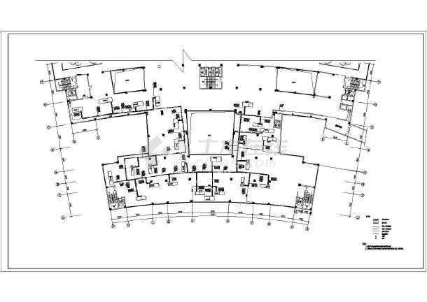 icu病房洁净空调施工图纸 (610x432)-icu设计图 icu设计图分享展示