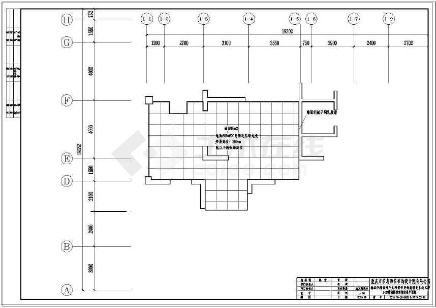 所属分类:居住建筑电气施工图 住宅cad电气图纸 电气图纸