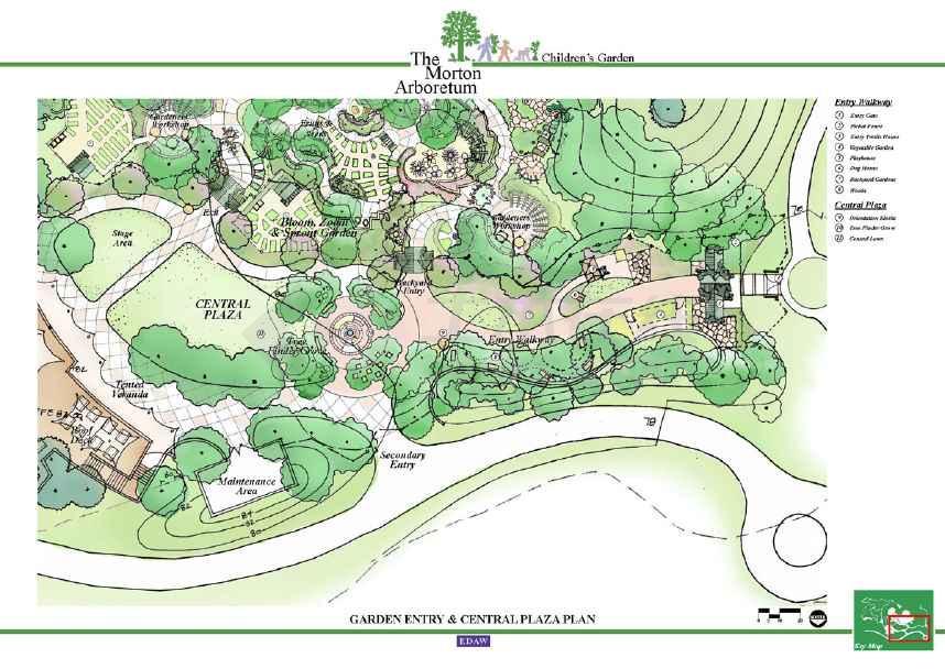 【美国】儿童森林公园景观设计方案(英文方案jpg)