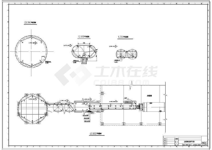 【辽宁】某大型水泥厂钢筋v钢筋图纸下载电气图纸分割软件图片