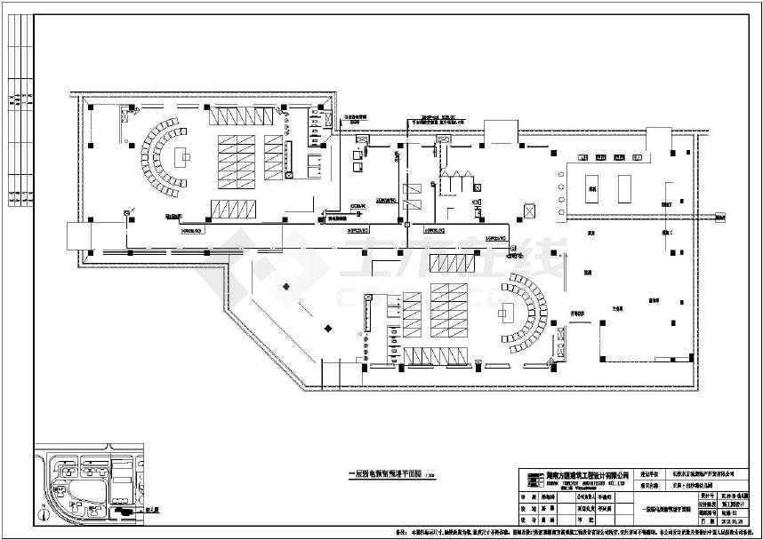 东湖幼儿园装饰装修工程项目设计图纸