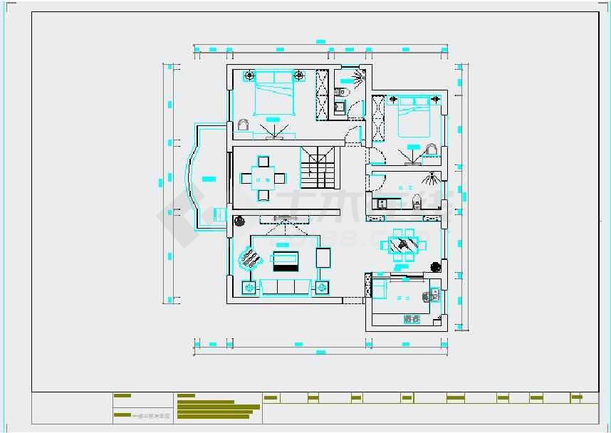 插座布置图,开关布置图,天花标高图);立面图:(客厅电视背景墙,餐厅