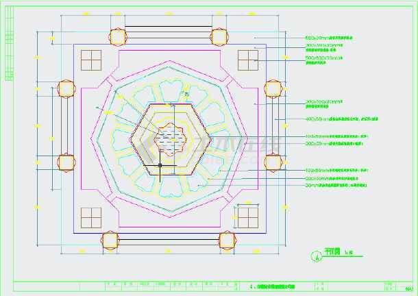 施工图,排水板及水沟做法详图