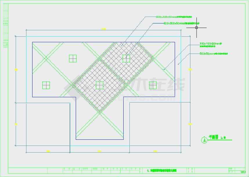 【杭州】宫廷园林风格居住区景观规划设计施工图