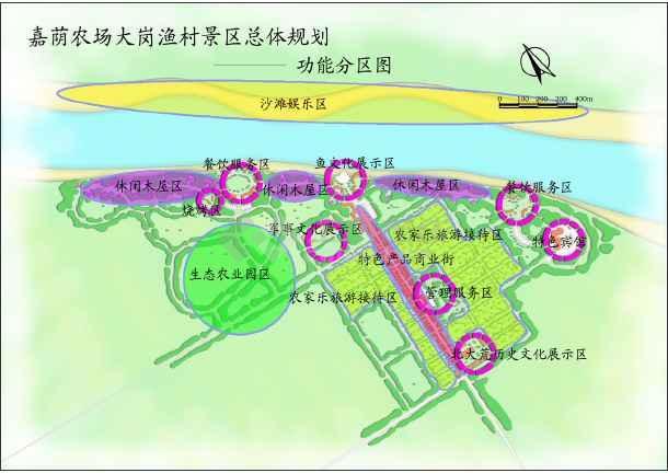 质保图纸 园林景观设计图 旅游景区景观设计图 方案设计 【黑龙江】