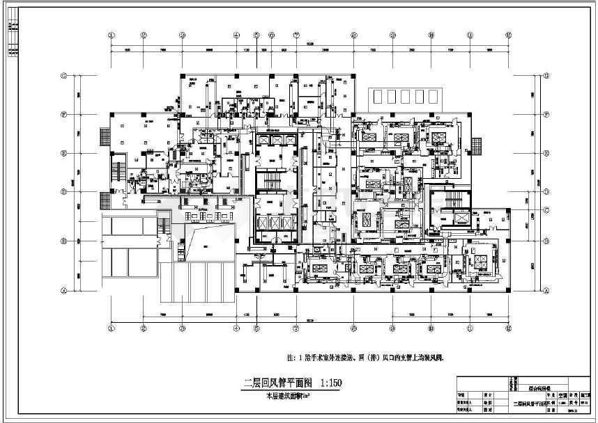 某市图纸空调a图纸手术室医院及安装人民方法箱自控表示图纸方式消防图片