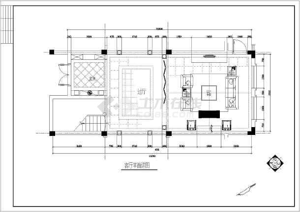 经典欧式风格别墅室内设计全套图纸