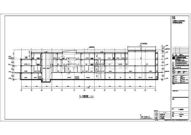 多层大型连锁卖场暖通空调系统设计施工图