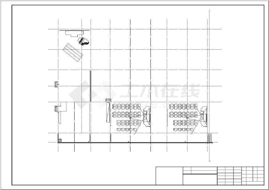 新港小学提质v文件工程施工招标文件、图纸及清中的箱子电气apjx大有图纸6多图片