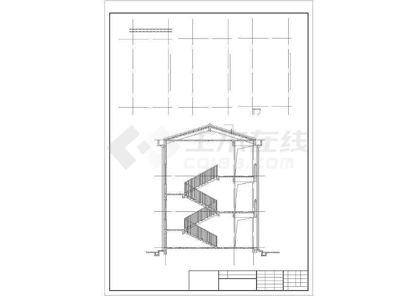 新港小学提质v图纸工程施工招标图纸、文件及清电阻炉图纸cad箱式图片