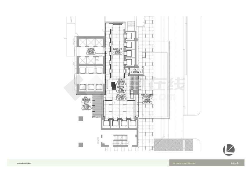 【成都】君悦酒店室内装饰概念设计方案jpg