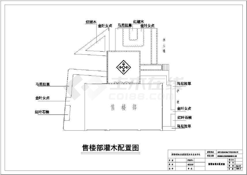 渌水道公租房户型图