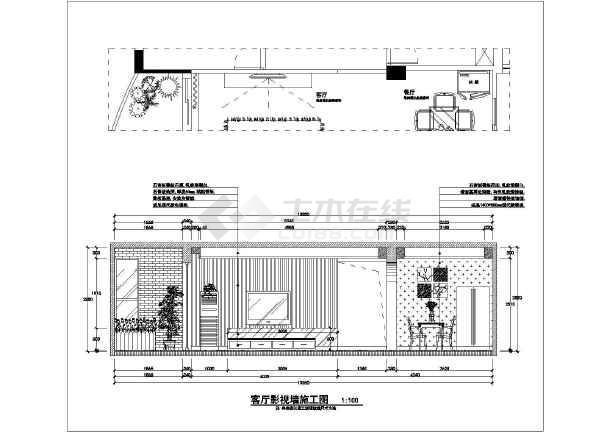 平面布置图设计图,周长与面积统计图,地面材质布置图,天棚吊顶设计图
