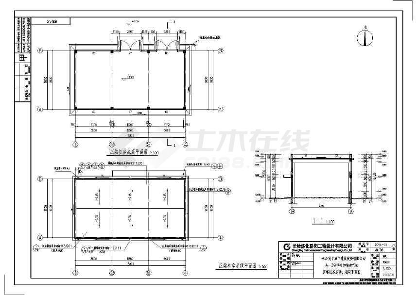 A-39洋湖加油加气站项目接线招标图纸、文件图纸施工电气设备图片