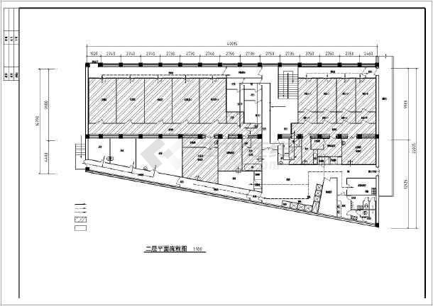 【山东】某医院科研实验室气体通风系统设计施工图